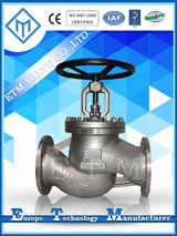 DIN Gland Packing Globe Valve