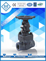 ANSI Bellows Sealed Globe Valve
